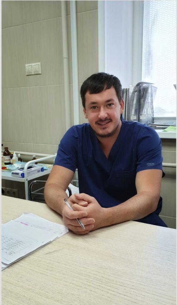 Букреев Артем Владимирович