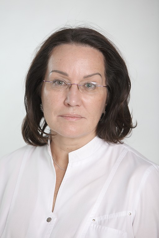 Никонова Алла Алексеевна