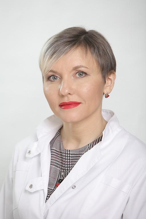 Серебренникова Ольга Владимировна