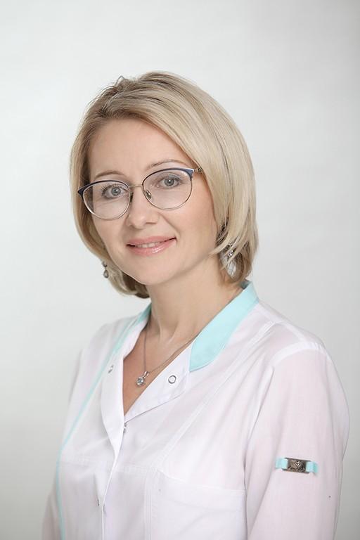 Танкушина Людмила Николаевна